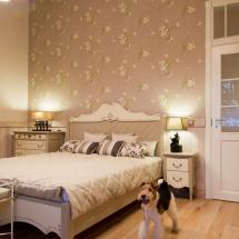 Угловая спальня фото 2